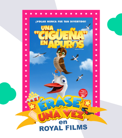 Érase una vez en Royal Films - Sincelejo