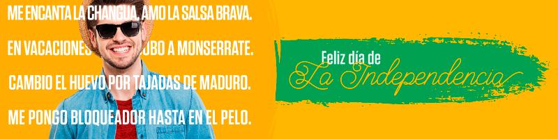 Independencia de Colombia - Palmas