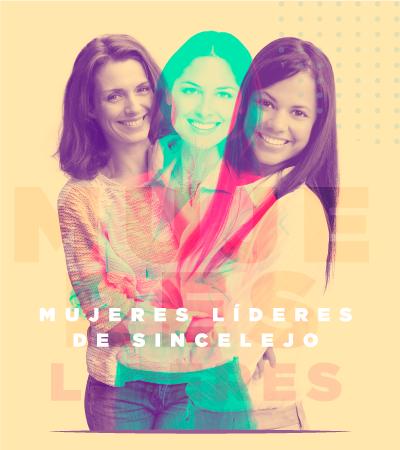 Mujeres líderes - Sincelejo