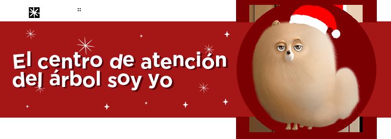 Pets navideños - Palmas