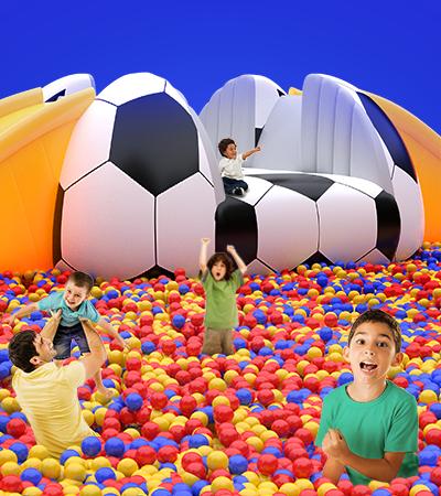 Piscina futbolera - Sincelejo