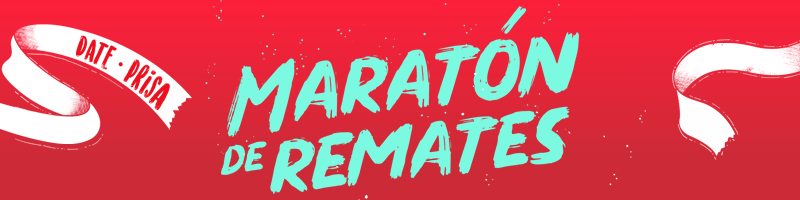 Maratón de remates - Barranquilla