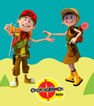Exploradores Éxito - Villavicencio