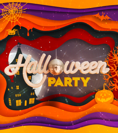 Halloween party - Barranquilla