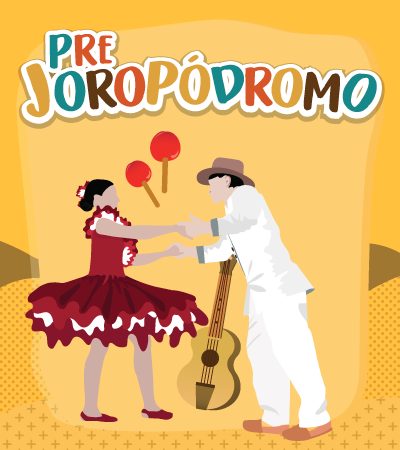 Pre Joropódromo - Villavicencio