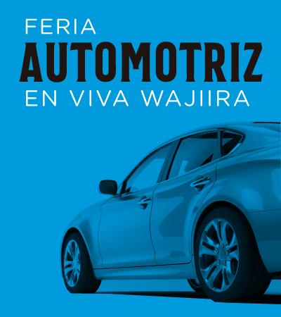 ¡Feria del auto Viva! - Wajiira