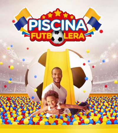 Piscina futbolera - Wajiira