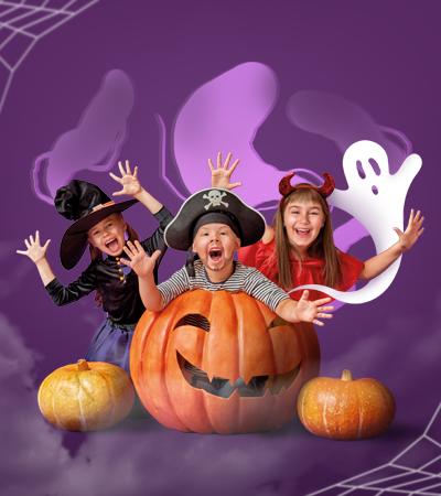 Súper súper Halloween show - Wajiira