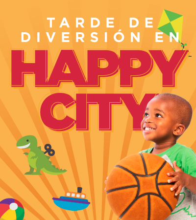 Tardes de diversión en Happy City - Wajiira